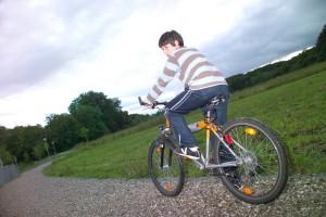 Radfahren lernen